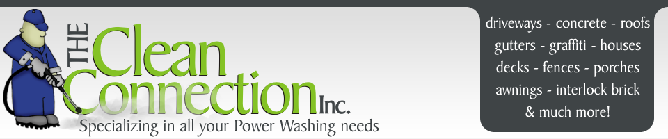The Clean Connection Power Washing Services