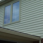 After Aluminum Siding Cleaning