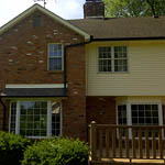 Interlock Brick and siding Cleaning
